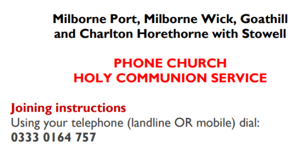 Phone Communion
