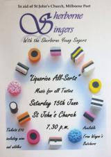 The Sherborne Singers Concert