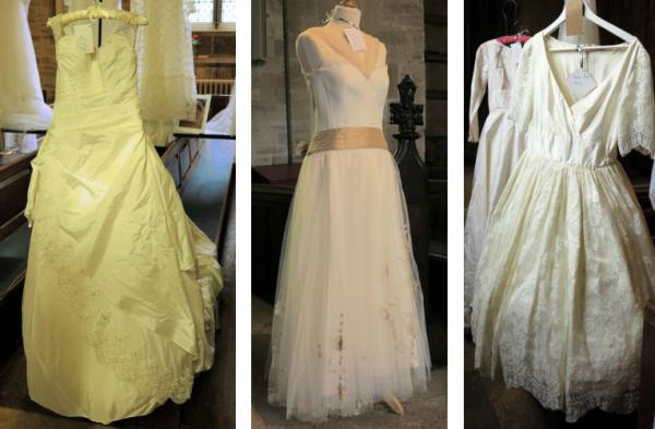 Wedding dresses 2010 to 2013